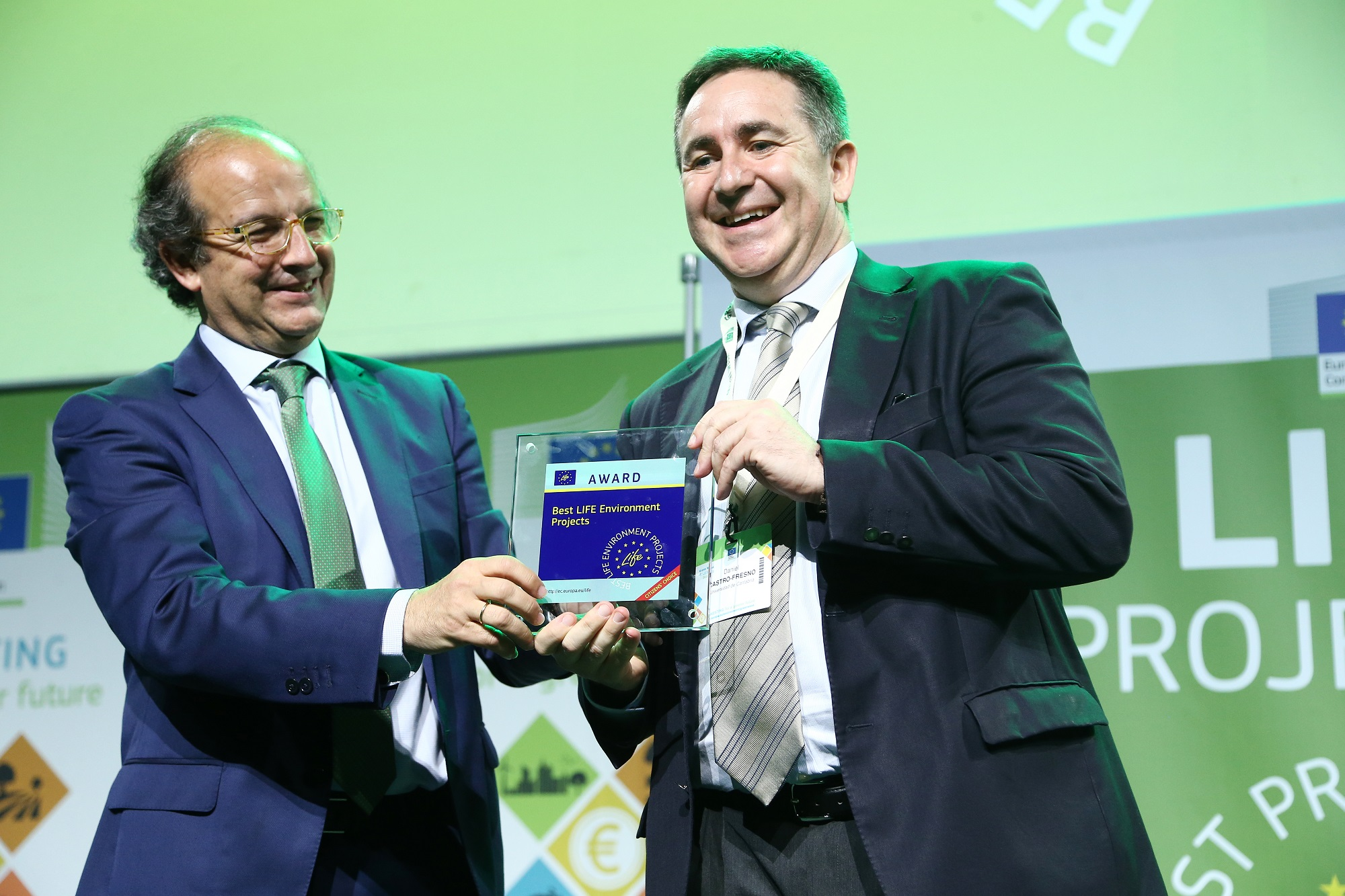 160531 - Belgium - Brussels - 2016 May 31st  - Green Week 2016 - Best Life Environment Project Awards 2016 - © European Commission